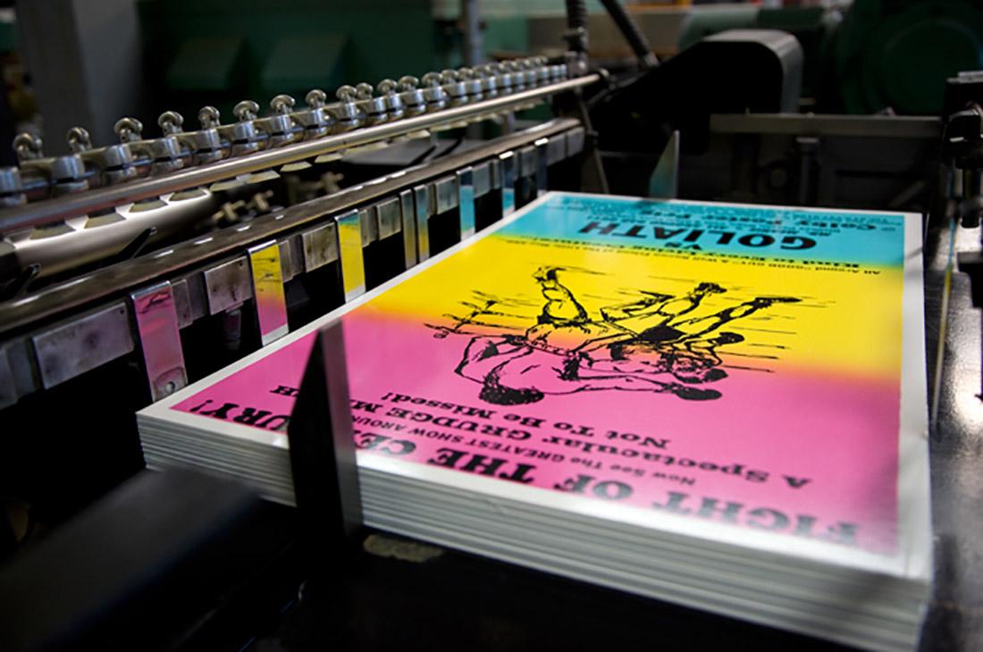 Печать плакатов в Киеве