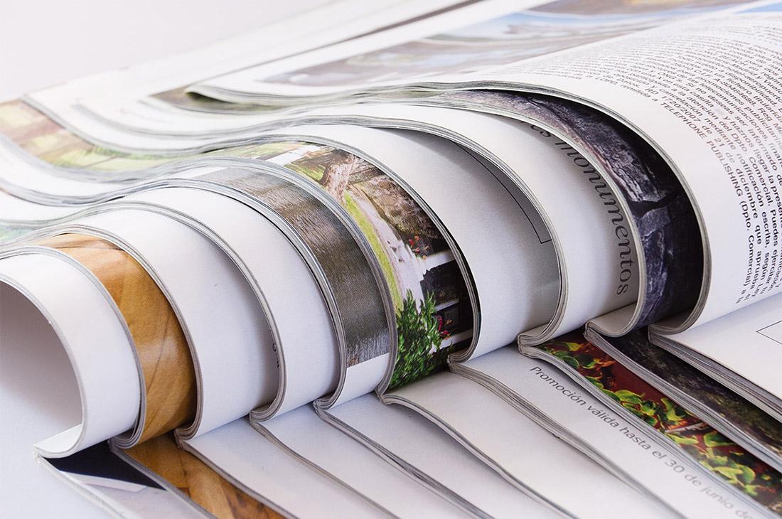 Печать журналов в Киеве и Украине
